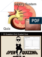 excretory systems quiz 1-10