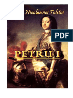 Petru I -Alexei Nicolaevici Tolstoi