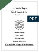 Final Internship