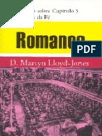 Romanos 05 - A Certeza Da Fé - D. M. Lloyd Jones