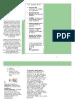 brochure clinical