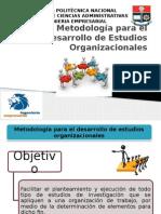 4 Metodología Estudios Organizacionales