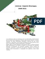 Crisis Económicas Impacto Nicaragua