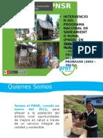 agua y saneamiento rural peru