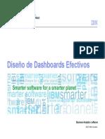 Diseño de Dashboards Efectivos