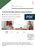 3 errores mortales para los emprendedores - Forbes México.pdf