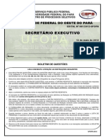 PROVA DE SECRETARIO EXECUTIVO.pdf
