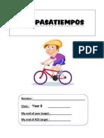 mira 1 modulo 5 homework booklet y8