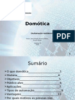 Domótica (Automação residencial)