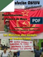 Suplemento Mayo 2015