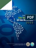 Informe sobre uso de Drogas nas Américas 2015