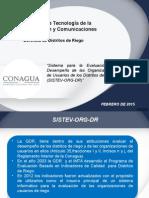 Capacitacion 2015 SISTEV (2) Monterrey