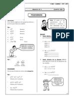 Guia 4 - Polinomios