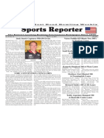 May 6 - 12, 2015 Sports Reporter