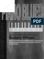 Blues Piano (Partituras)