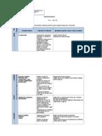 Planificación Semestral Primero Medio