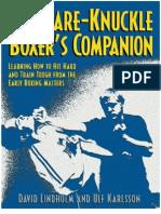 (2009) The Bare-Knuckle Boxer's Companion- David Lindholm & Ulf Karlsson.pdf