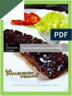 Taller de Secretos de Cocina Vegana