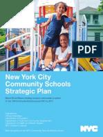 New York City Community Schools Strategic Plan