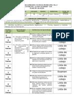 Matematicas 3ros. Planeaciones Bloque III 2014-2015
