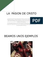 La Pacion de Cristo c.r.