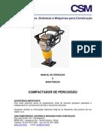 Ficha Tecnica Compactador Csm CS 73