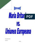 Marea Britanie vs Uniunea Europeana e7c13