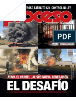 Revista Proceso No. 2009