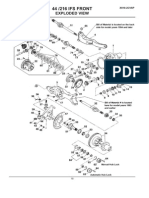 Dana-Spicer Ford Light Axle Applications Catalog Parts_D44 IFS