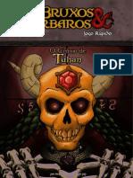 Bruxos & Bárbaros - O Crâneo de Tuhan