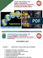 Cap I GEOLOGIA ORIGEN DE LA TIERRA