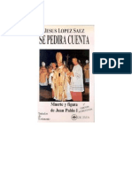 Se pedira cuenta - Jesús López Saéz