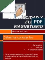 electricidad y electromagnetismo