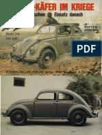 Der VW Käfer Im Kriege