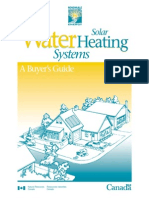 Solar Water Heating Systems - NRCAN