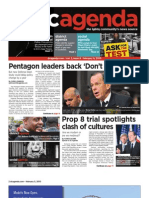dcagenda.com - vol. 2, issue 6 - february 5, 2010