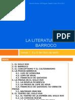 Literatura Española del Barroco