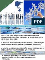 Slides Sobre Processos de Gestão de Pessoas