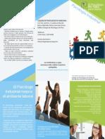Brochure Psicología Industrial