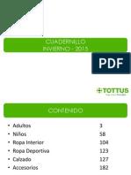 Presentacion Invierno 2015 Adulto - Niño