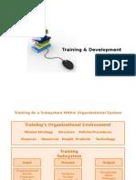 Training & Development Part 2