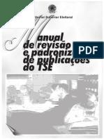 Manual Padronizacao