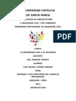 Ladrillo Mecanizado en el Peru
