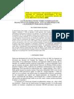 Constructions VN en Francais Et Esperanto GLEDHILL