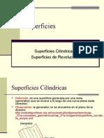 Superficies Cilíndricas y de Revolución-octubre 2010