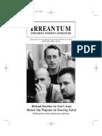 Irreantum, Volume 2, No. 3, 2000