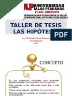 TEMA 5 - HIPÓTESIS.ppt