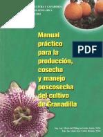 Manual Practico de La Granadilla.