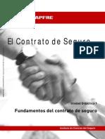 Condiciones Generales Elementos Personales Y Materiales Del Contrato de Seguro
