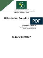Aula+2+-+Hidrostática